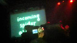 Ninja Tune XX Paris - Mr Scruff 6 Decks DJ Set - Pickled Spiders