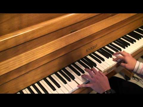 Bruno Mars - Grenade Piano by Ray Mak