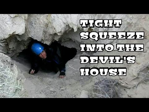 Devil's Cross Mine - Exploring An Abandoned Gold Mine