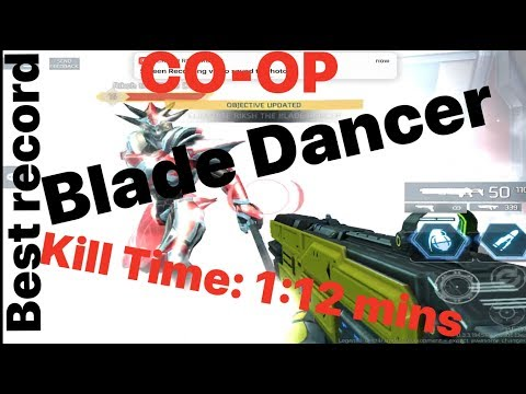 SGL/ Blade Dancer /1:12 min Best record on the game.
