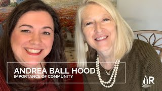 The Importance of Community with Andrea Hood