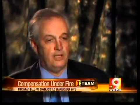 Shareholders vote against CEO receiving bonus