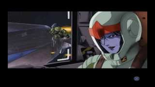 (Mobile Suit Gundam: Encounters in Space) Cima Garahau: Episode 1 - Side 2