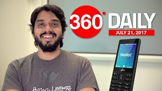 Jio Phone Launched, Google Search Now Shows Events Around You, and More (Jul 21, 2017)