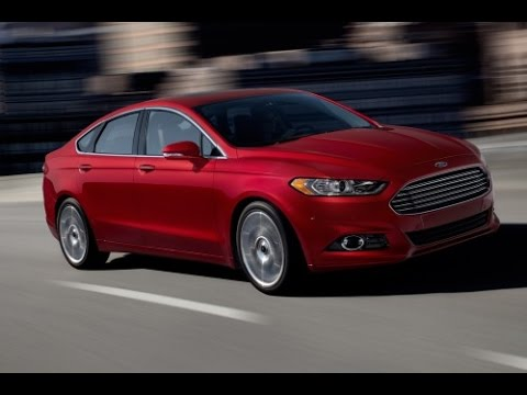 2017 Ford Fusion Start Up And Review 2 0 L 4 Cylinder Turbo