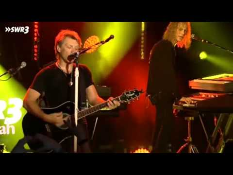 Bon Jovi - Army of One (Live)