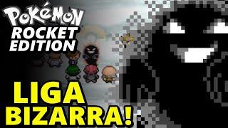 LIGA POKÉMON IMPREVISÍVEL - Pokémon Rocket Edition (Detonado - Parte 23)