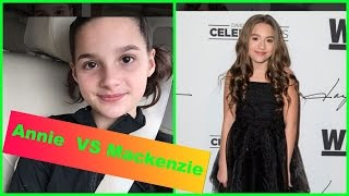 Annie Bratayley VS Mackenzie Ziegler musical.ly Compilation  2016