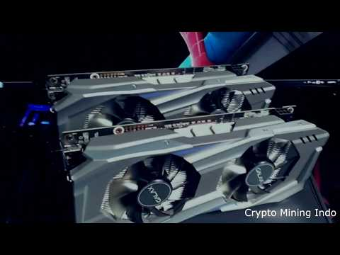 Mining Performance#1 GALAX Nvidia GTX 1060 6Gb & 3Gb