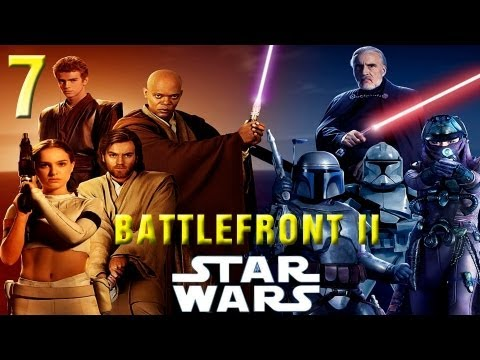 Star Wars Battlefront - Адское Выживание! 60 FPS (Угар)