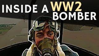 ⚜ | Inside a Halifax Heavy Bomber: Crew, Turrets and Guns [HP Halifax 2/2]