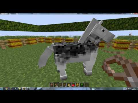 [TUTO]Reproduction de chevaux Minecraft ! 1.7.2 | Doovi