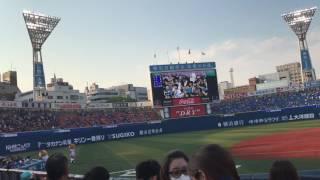 2017/6/16 オリックス・バファローズvs横浜DeNAベイスターズ@横浜スタジ...