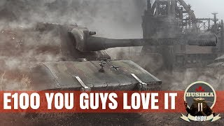 E100 Guide You Guys Seem to Love This Tank World of Tanks Blitz