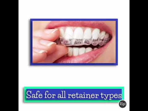 Steraligner Keeps Your Retainers Clean