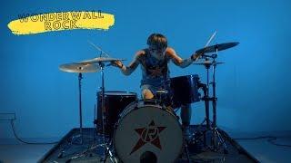 Wonderwall - Oasis - Rock Cover by Jeje GuitarAddict ft Shella Ikhfa