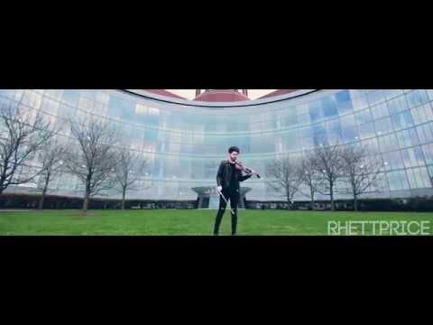 Violin Remix!  Wiz Khalifa - See You Again (feat. Charlie Puth) - Rhett Price violin cover