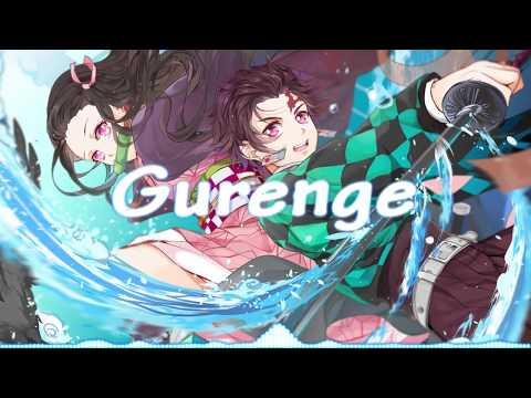 """Demon Slayer: Kimetsu No Yaiba Opening - """"Gurenge"""" [Trap Remix] (Akano Cover)"""