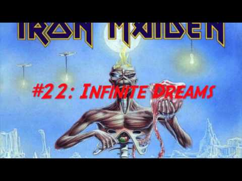 My Personal Top 50 Iron Maiden Songs