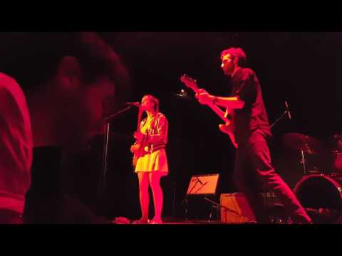 Margaret Glaspy w/ Julian Lage - Harvest Moon [Neil Young Cover] (Bowery Ballroom 2/16/17)