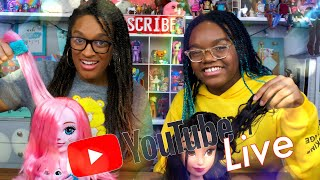 YouTube LIVE with The Froggys | Styling Heads | Q&A | Fan Mail thumbnail