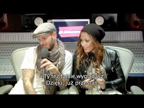 Patricia Kazadi i M. Pokora w studio cz. 4