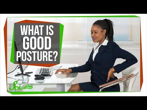 Is Sitting up Straight Actually Good Posture?