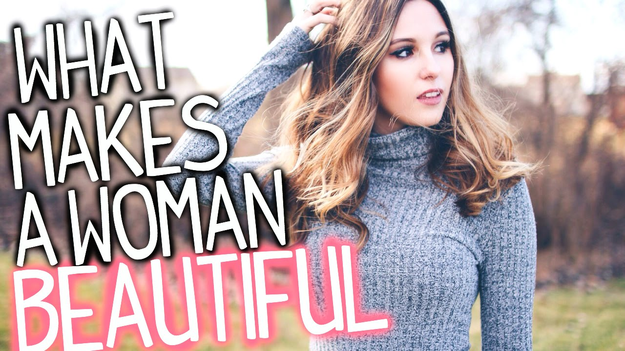 What Makes A Woman Beautiful - Youtube-4362