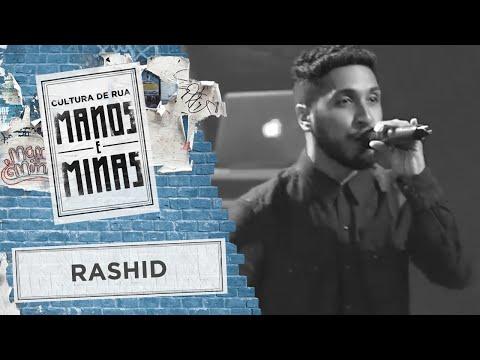 Manos e Minas com Rashid  | 09/07/2016