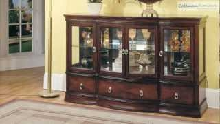 Grand Manor Credenzas Entertainment Collection From Parker House
