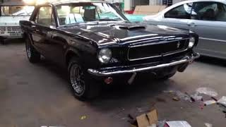 1965 Ford Mustang Resto-mod Project