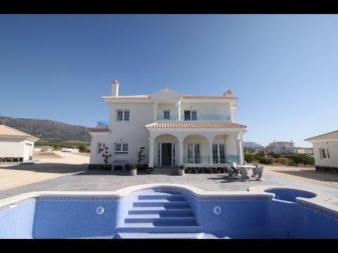 New Build Country Villas In Alicante 2019