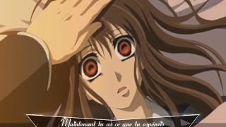AMV Nightcore ~ Attention (FRENCH VERS. + Lyrics)