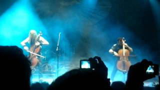 Master Of Puppets Apocalyptica Bogota 2012