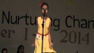 Elaisha L. Pomida - Champion - English Declamation - Iloilo PR…