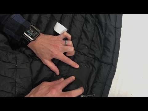 Tenacious Tape - Down Jacket Repair