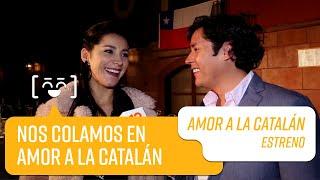 Nos colamos en Amor a la Catalán   Amor a la Catalán