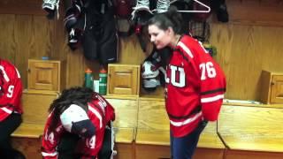 SLU Women's Hockey Senior Video 2012