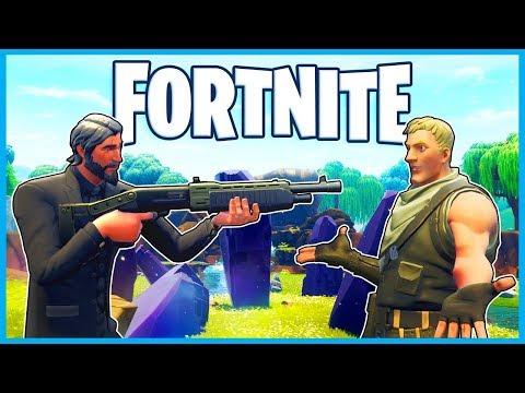 *NEW* EPIC & LEGENDARY PUMP SHOTGUN in Fortnite: Battle Royale! (Fortnite Funny Moments & Fails) thumbnail