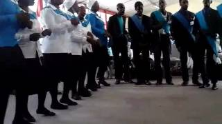 Diphiri Le Makunutu - Calvary church choir