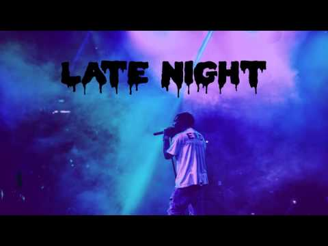 Travis Scott - Through The Late Night ft  Kid Cudi SLOW AND CHOPPED