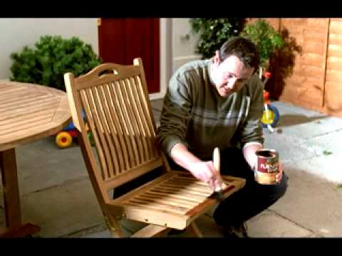Ronseal Garden Furniture Stain Ronseal hardwood garden furniture oil advert youtube workwithnaturefo