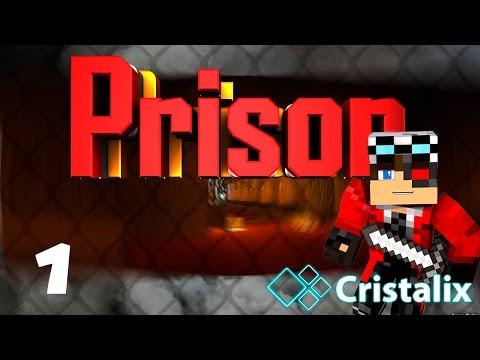 НОВЫЙ СЕРВЕР - PRISON на cristalix, выберись из тюрьмы)