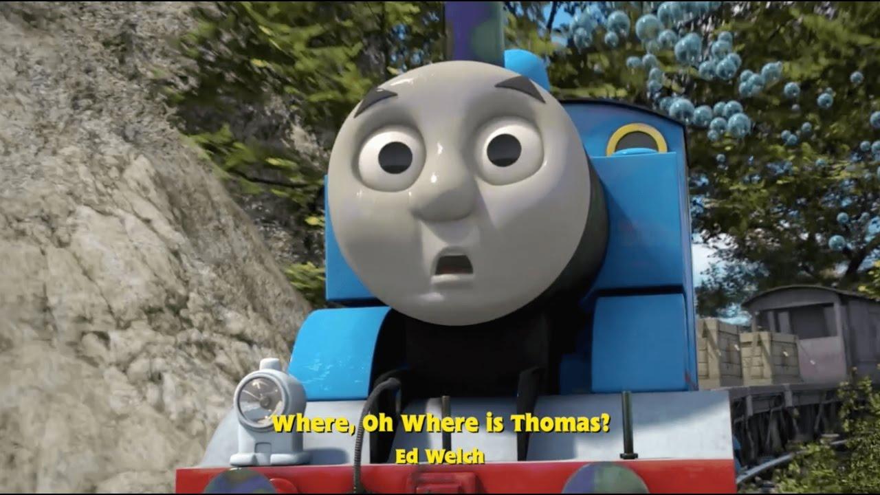 Where, Oh Where is Thomas? | CGI Remake