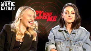 The Spy Who Dumped Me   How Far Would You Go? Mila Kunis And Kate Mckinnon Q&a