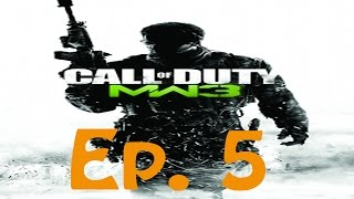 Call Of Duty: Modern Warfare 3 Ep. 5 Chapter 4 - Turbulence