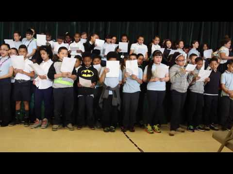 Leader in Me: Leadership Day at Roosevelt Elementary School