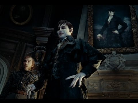Dark Shadows - Movie Clip - Barnabos introduces himself to the children