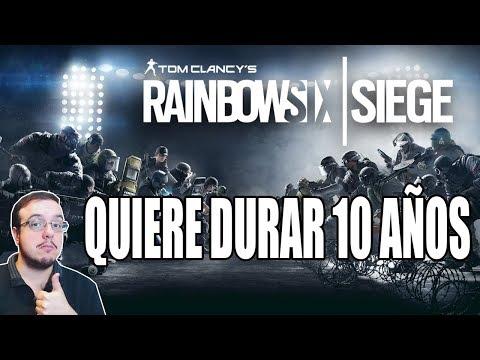 RAINBOW SIX SIEGE: QUIERE DURAR 10 AÑOS |OPINIÓN Y DEBATE|