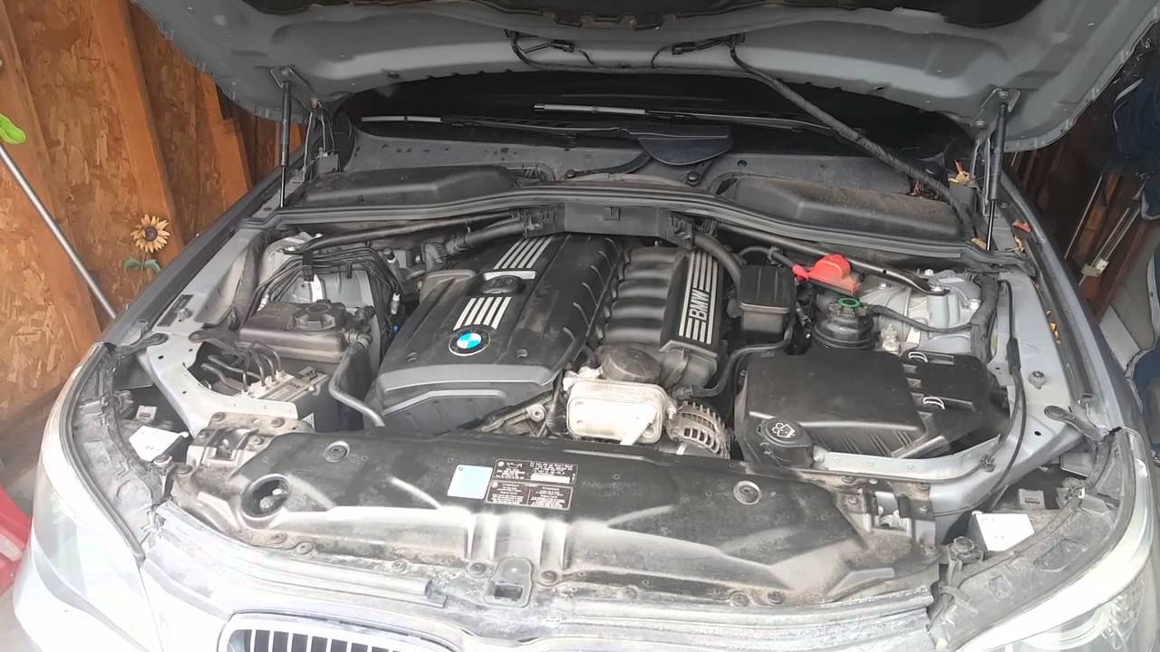 2008 bmw 528i camshaft and vanos solenoid replacement